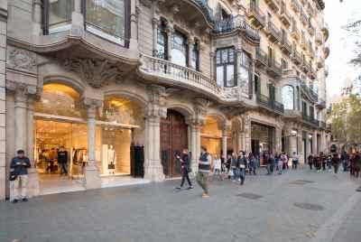 Restaurant avec licence à Barcelone
